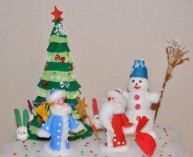 Home interior designs and ideas christmas craft for children Christmas crafts for kids to make at home