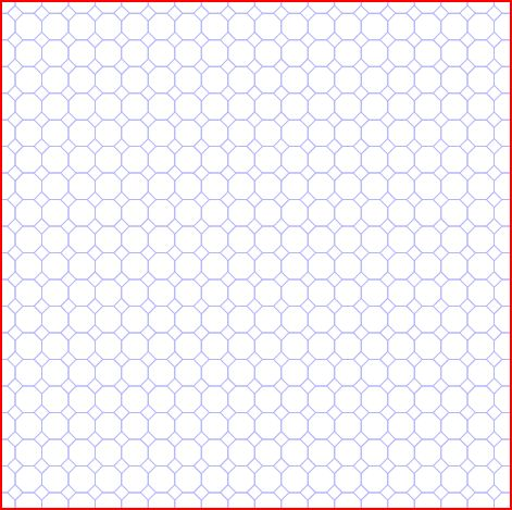 Octagon Graph Paper. Dotted-Coordinate-Grid Jpg S84 Vi S84 Vi