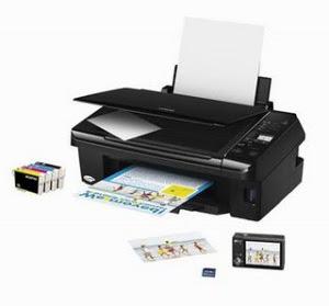 Epson Tx110 Printer Driver
