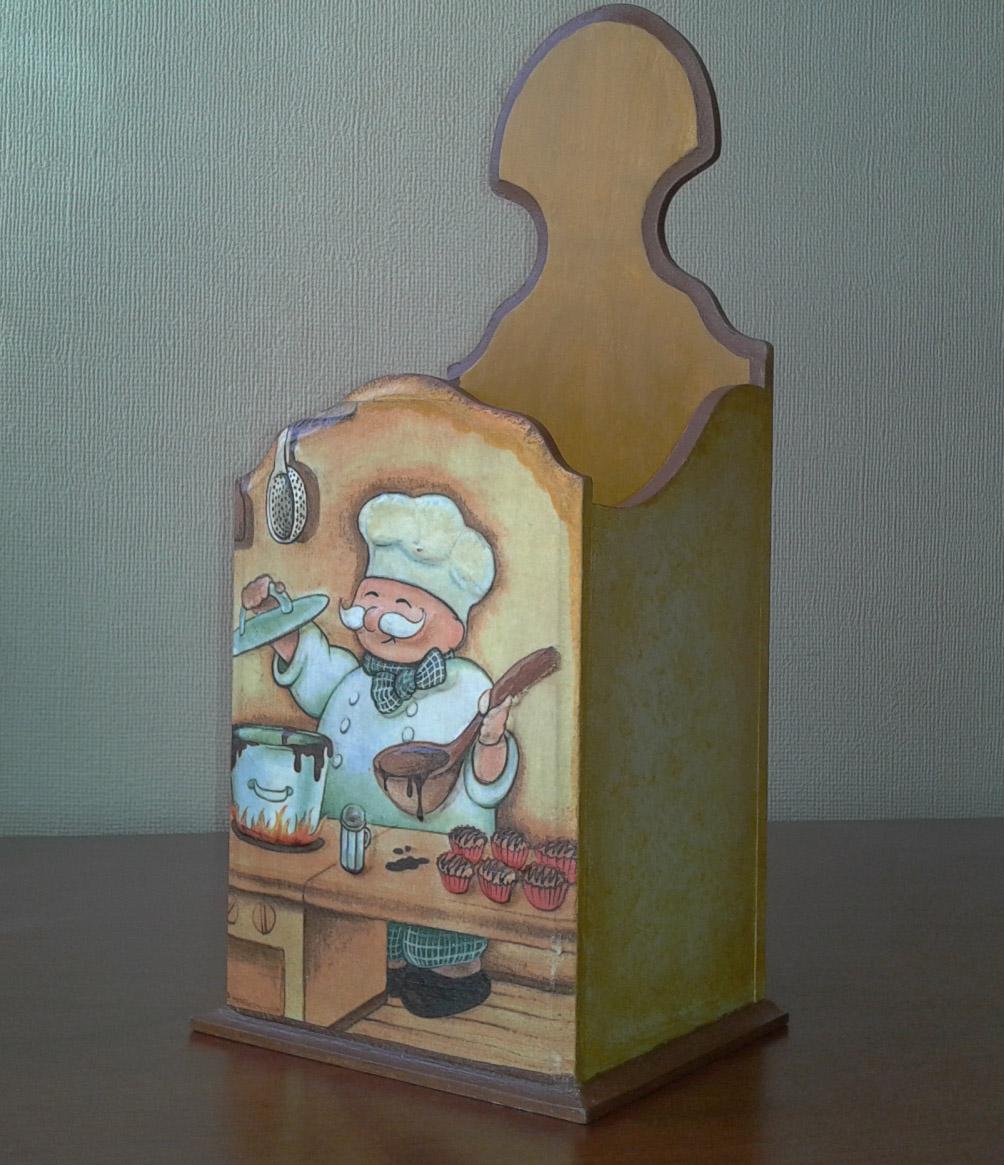Miraz articulos decorativos porta cucharones for Porta cucharas cocina