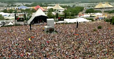 GLASTONBURY, ENGLAND FESTIVAL JUNE BUT WHAT YEAR? BIGGEST EVER POP MUSIC FESTIVAL IN THE WORLD.