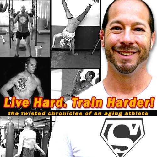 Live Hard...Train Harder