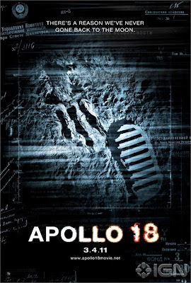 Watch Apollo 18 2011 BRRip Hollywood Movie Online | Apollo 18 2011 Hollywood Movie Poster