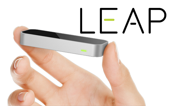 Leap Motion Released