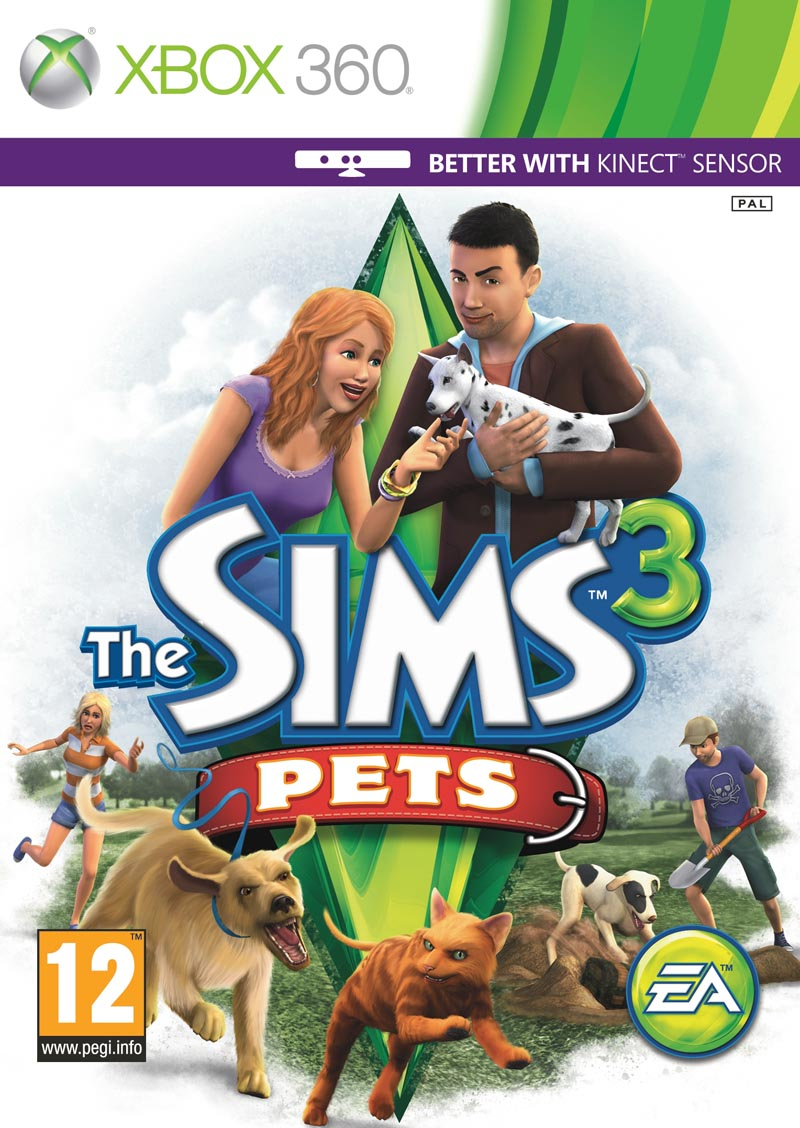 The sims 3 pets cheats xbox 360 - 9