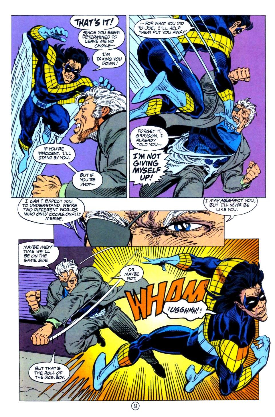 Deathstroke (1991) Issue #14 #19 - English 10