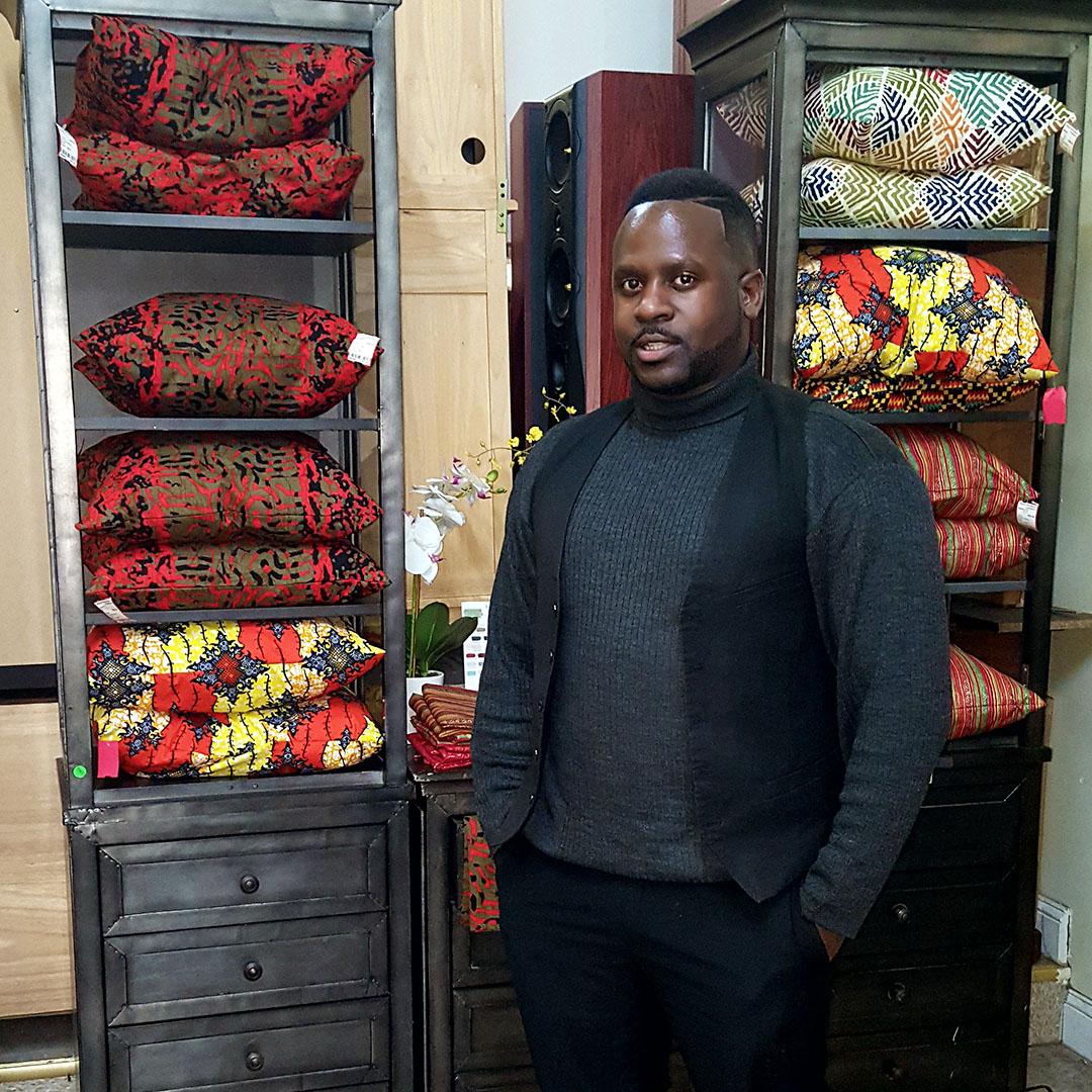 Buy Black Power at Uhuru Furniture