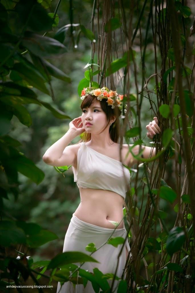 Cô gái của rừng xanh 9