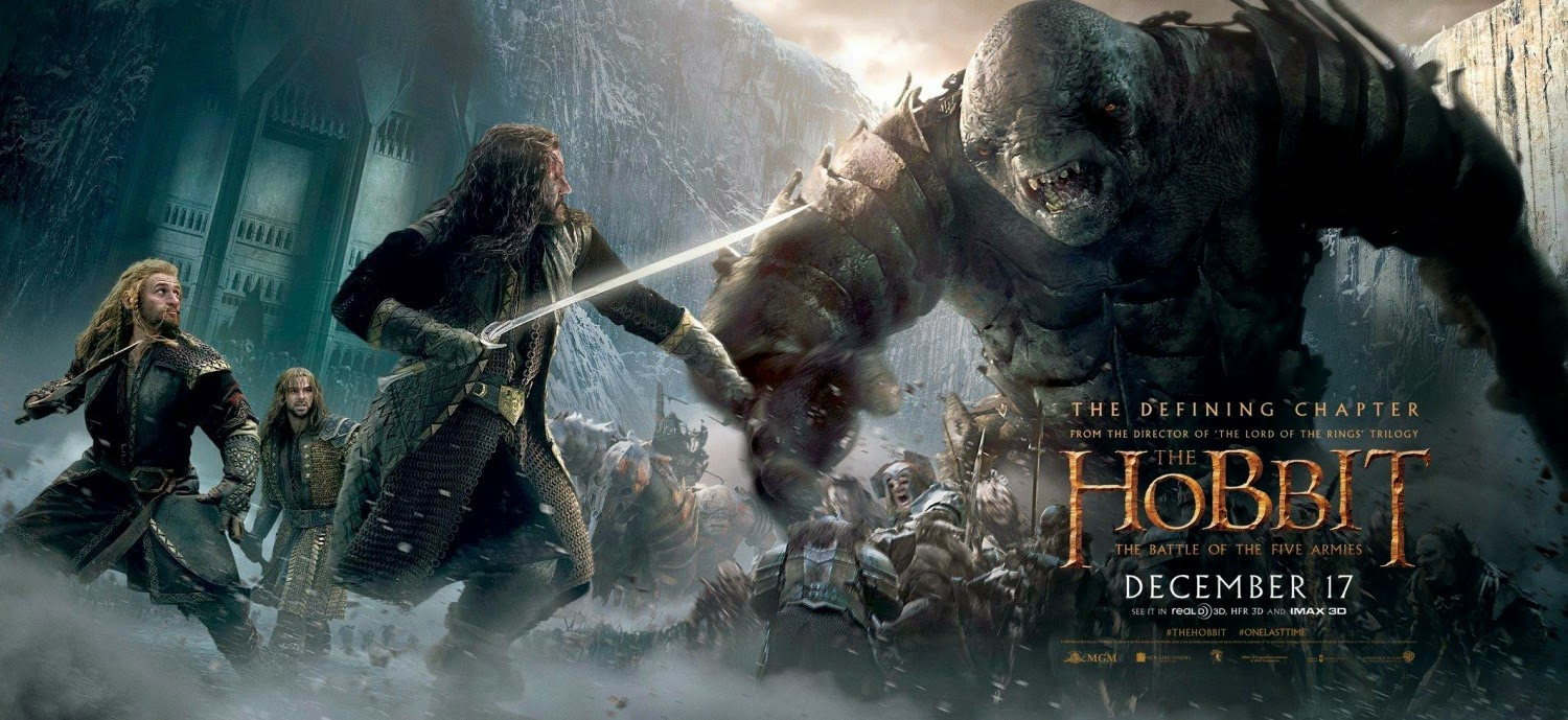 New Pictures and Posters of The Hobbit 3 The Battle of The ...