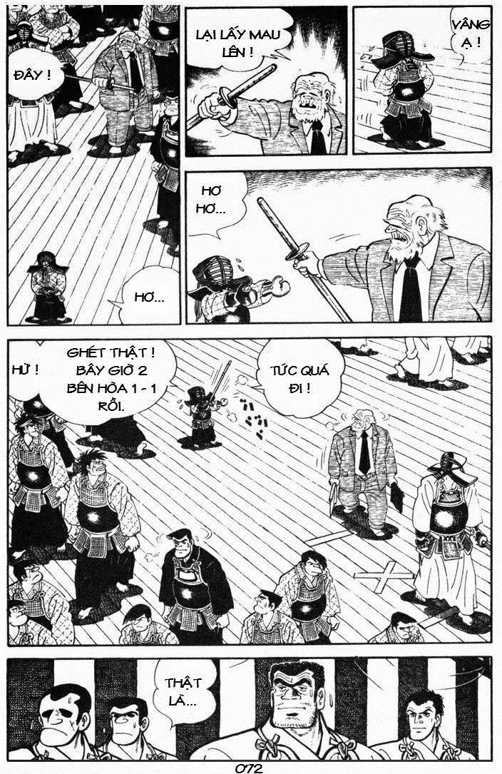 Siêu quậy Teppi chap 50 - Trang 31