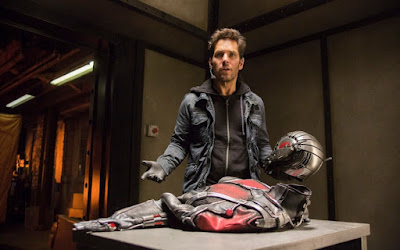 Paul Rudd guionista y actor Ant-Man