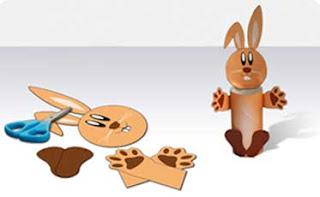 De Conejito De Pascua Para Chocolates   Resultan Un Recurso R  Pido De