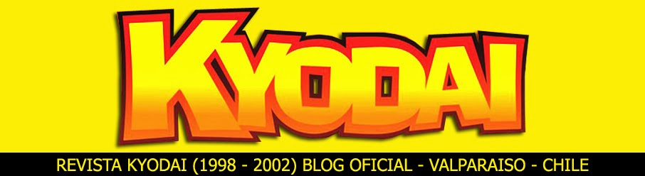 Kyodai Magazine  - Blog Oficial - Chile