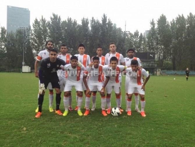 India 0-2 Jordan