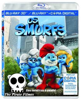 Download Os Smurfs (2011) 3D Bluray 1080p Torrent Dublado