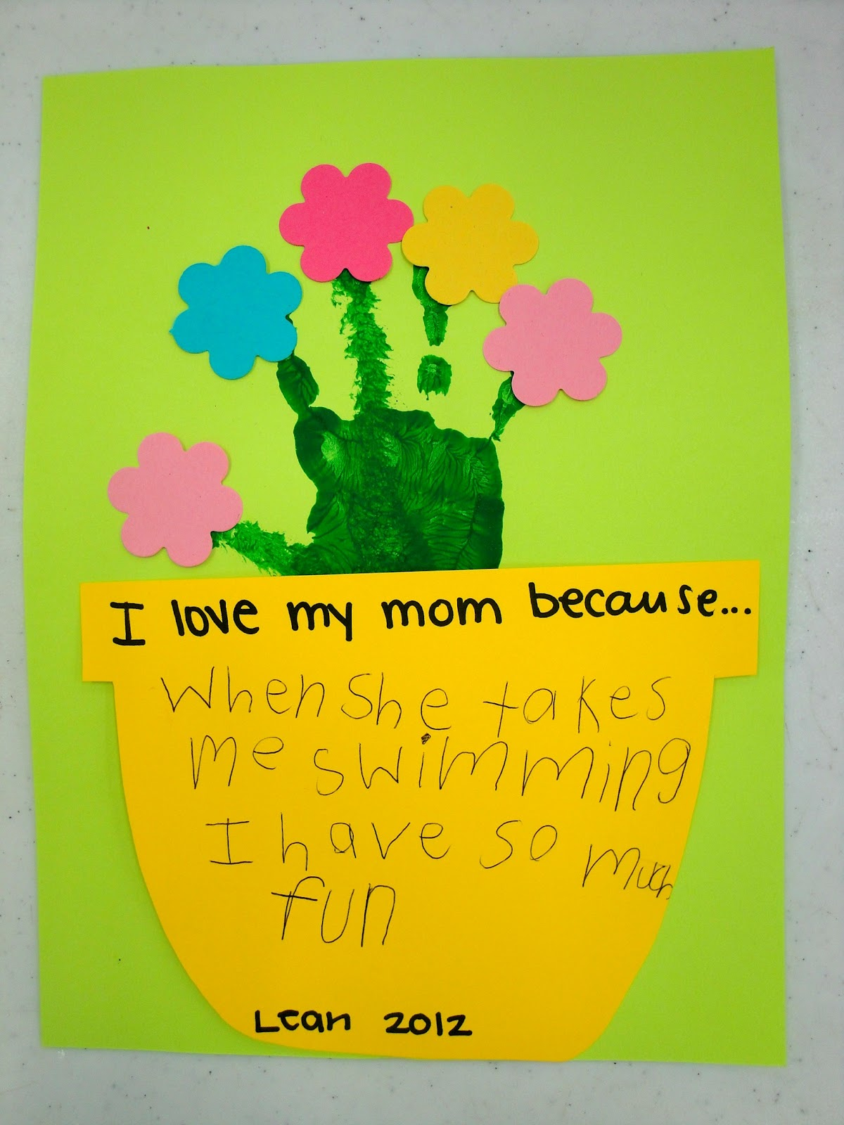 Mother's Day Crafts On Pinterest