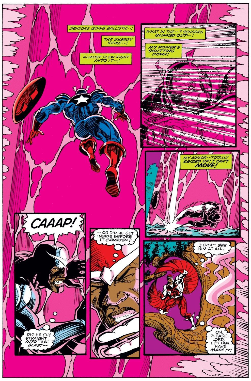 Captain America (1968) Issue #440 #392 - English 19