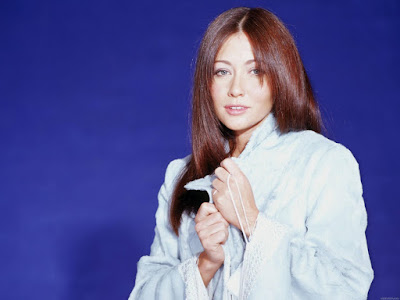 Shannen Doherty Beautiful Wallpaper