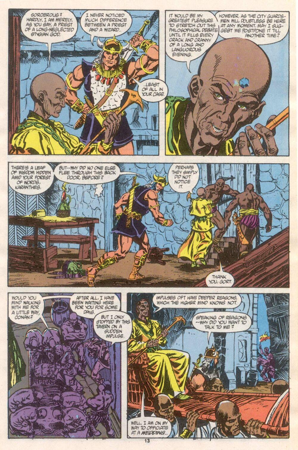 Conan the Barbarian (1970) Issue #241 #253 - English 10