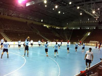 Argentina juvenil gana el segundo amistoso en Hungría | Mundo Handball