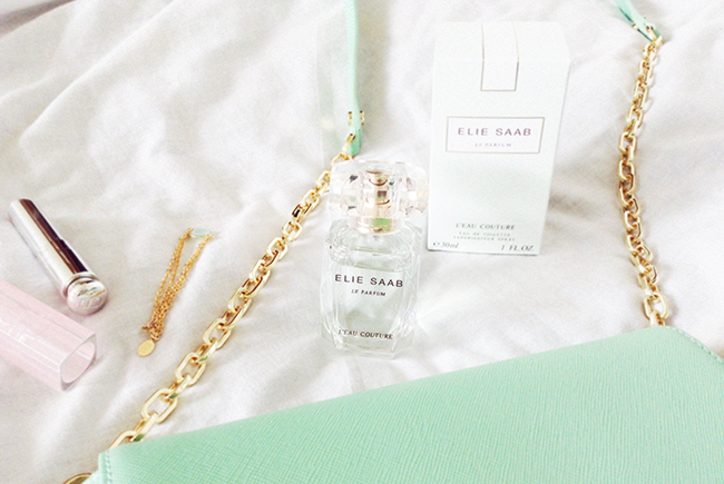 Elie Saab le parfum L'eau Couture blog review