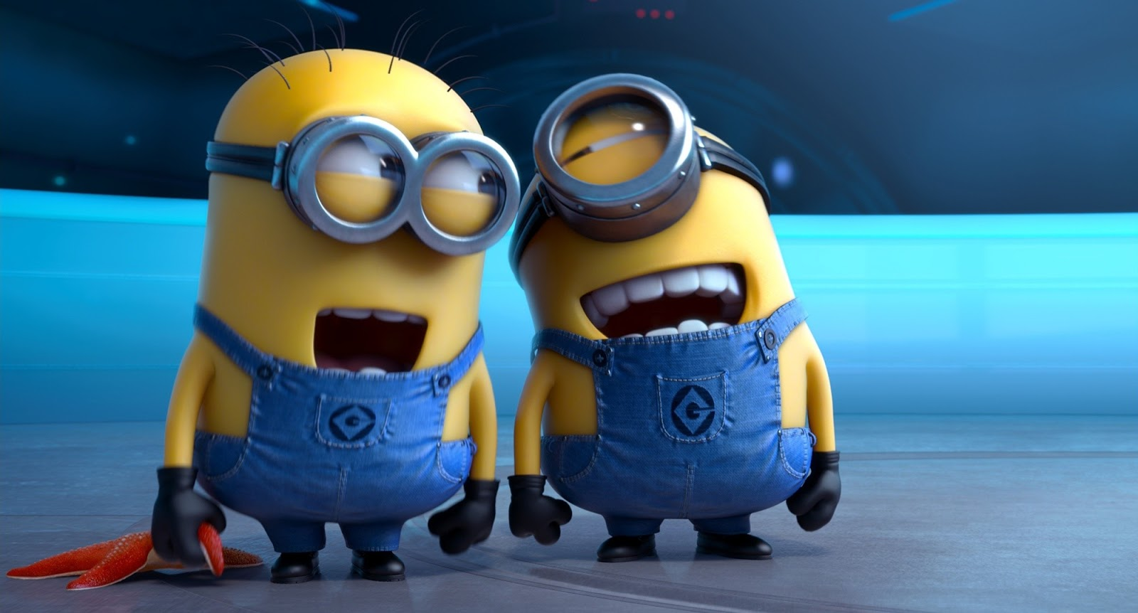 Despicable Me Minions Saying Papoy Despicable Me 2 Another