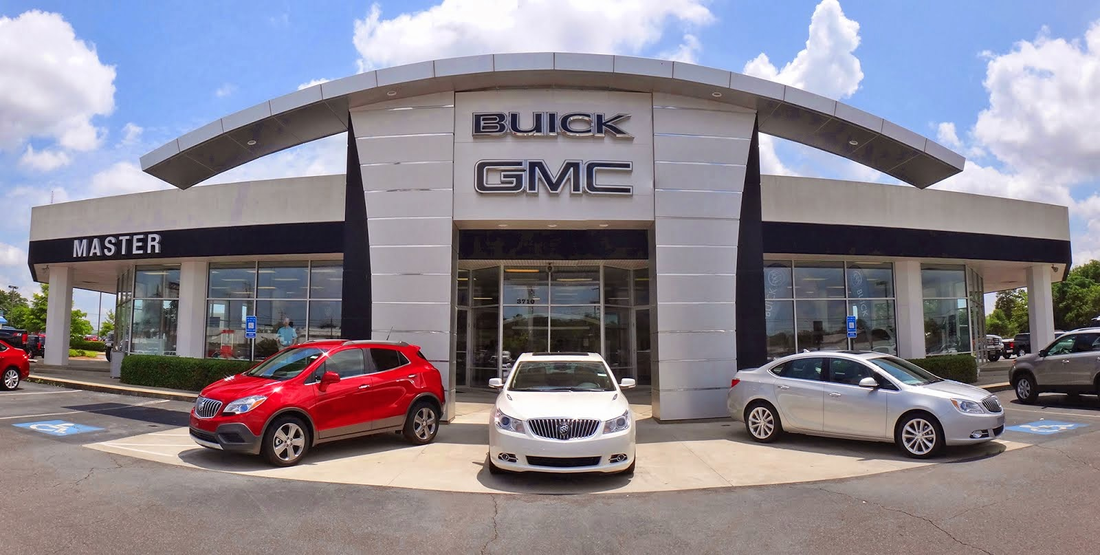 """Like"" Master Buick GMC, click here:"