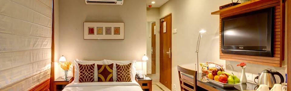 Vegetarian Boutique Hotels in Kolkata - Casa Fortuna Hotel