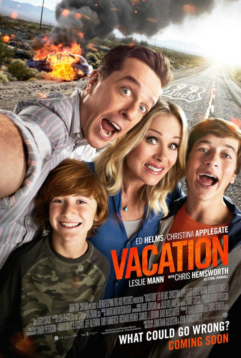 Vacation (Web-DL 720p Español Latino) (2015)