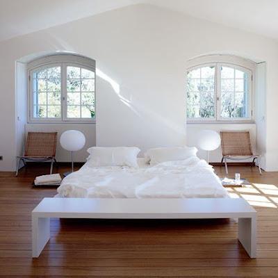 C mo decorar una habitaci n minimalista dormitorios y for Como decorar minimalista