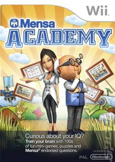 Mensa Academy   Nintendo Wii