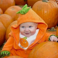 Cute Kids Images With Orange Cap Dress - Baby Pictures