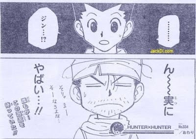 Hunter X Hunter 334 Manga Hunter x Hunter 334 SPOILERS Hunter x Hunter 335 Confirmed Spoilers Hunter x Hunter 335 raw scans Hunter x Hunter 337 Predictions Spoilers 336