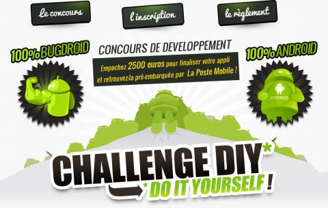 Concours de Développement