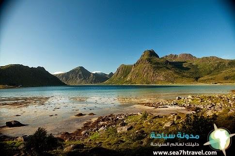 الجزر في النرويج