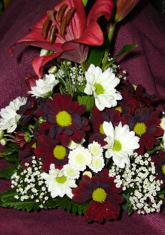 truco centro de flores