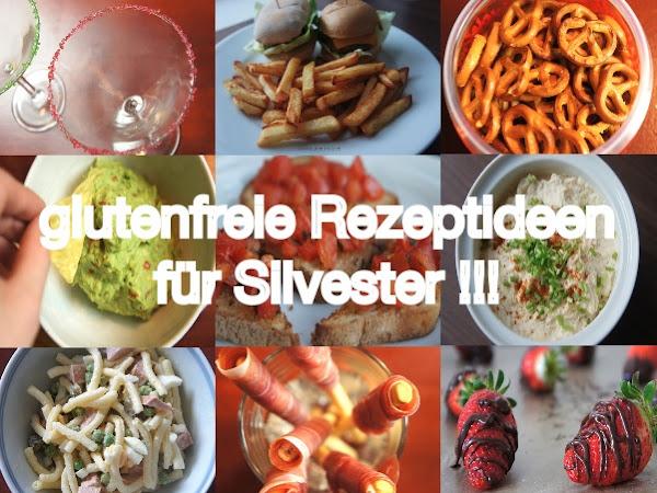 glutenfreie Rezeptideen für Silvester