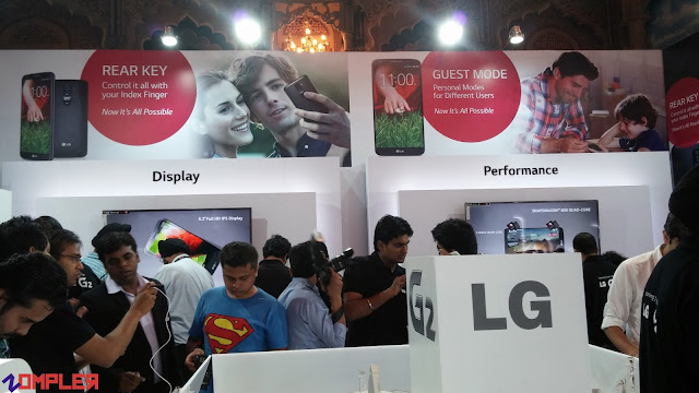 LG G2 Camera Samples