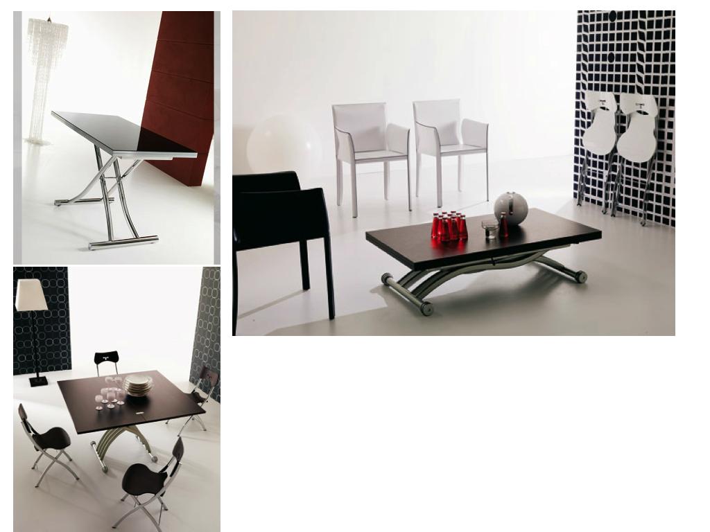 Divani blog tino mariani complementi d 39 arredo in movimento tavoli da salotto trasformabili - Tavoli pieghevoli da salotto ...