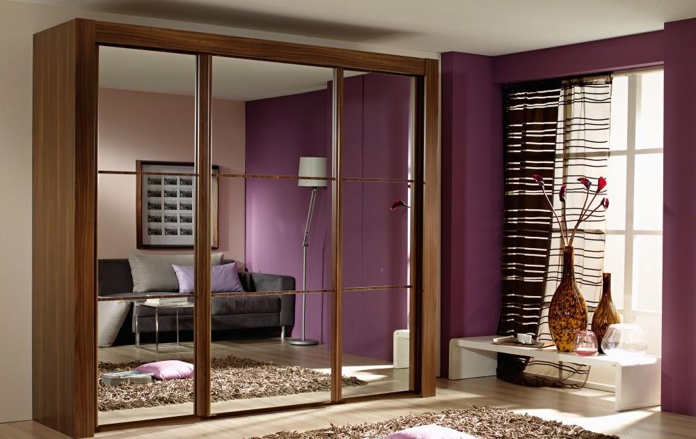 Home Furnishing Sliding Door Wardrobes Use And Decorative