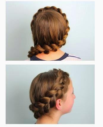 pancake braids