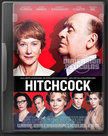 Hitchcock (DVDRip Español Latino) (2012)