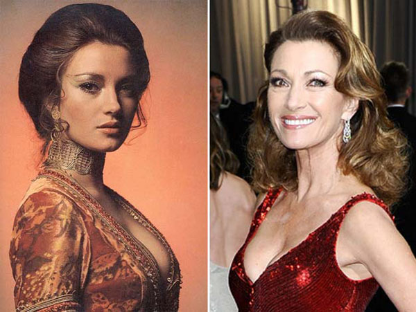 Bond girl: o antes e o depois da musa de 007