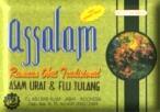 ASSALAM-Asam Urat & Flu Tulang