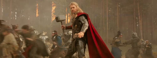 Chris Hemsworth Thor Sequel Image