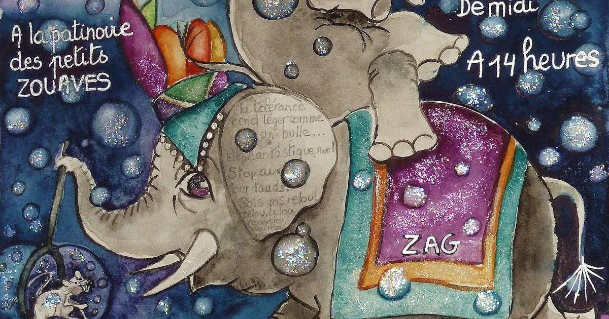 Miroir et mascarade zig zag zoo affiche n 2 for Miroir zig zag