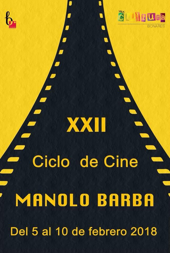 XXII CICLO DE CINE MANOLO BARBA