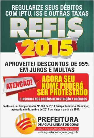 REFIS  2015