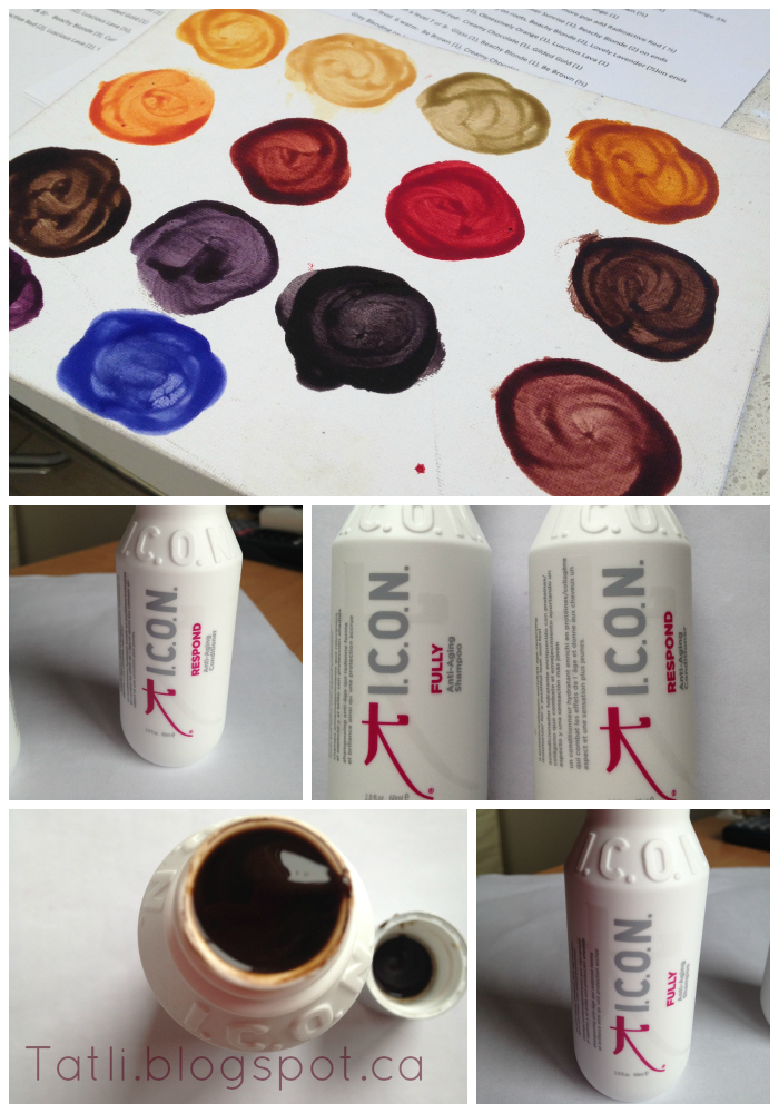 Tatlii Icon Stained Glass Hair Color Review