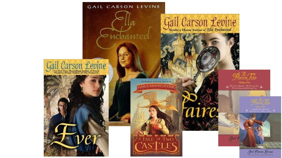 a reading report on ella enchanted by gail carson levine Ella enchanted this is a novel study for ella enchanted by gail carson levine 64 pages of student work, plus an answer key this novel study divides ella enchanted into ten sections for study.
